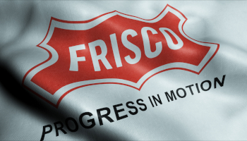 Frisco Texas City Flag