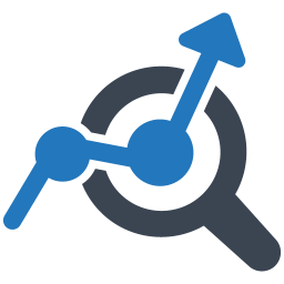 Marketing Growth Icon